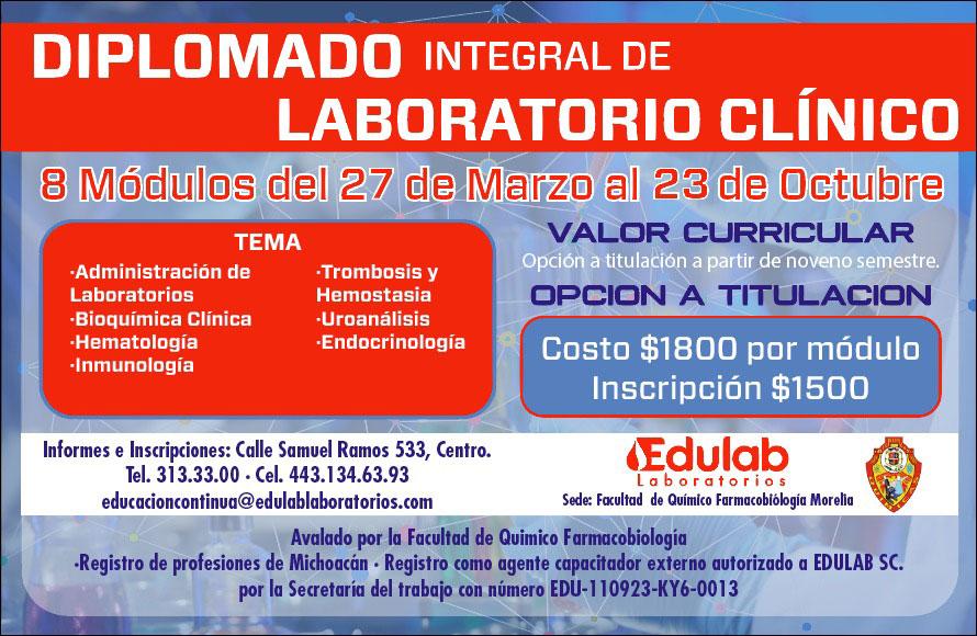 Edulab laboratorios diplomado integral