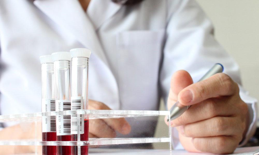 Edulab servicios hematologia muestra de sangre