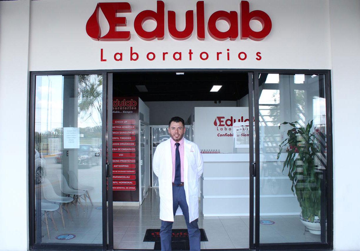 Edulab Laboratorios bienvenida