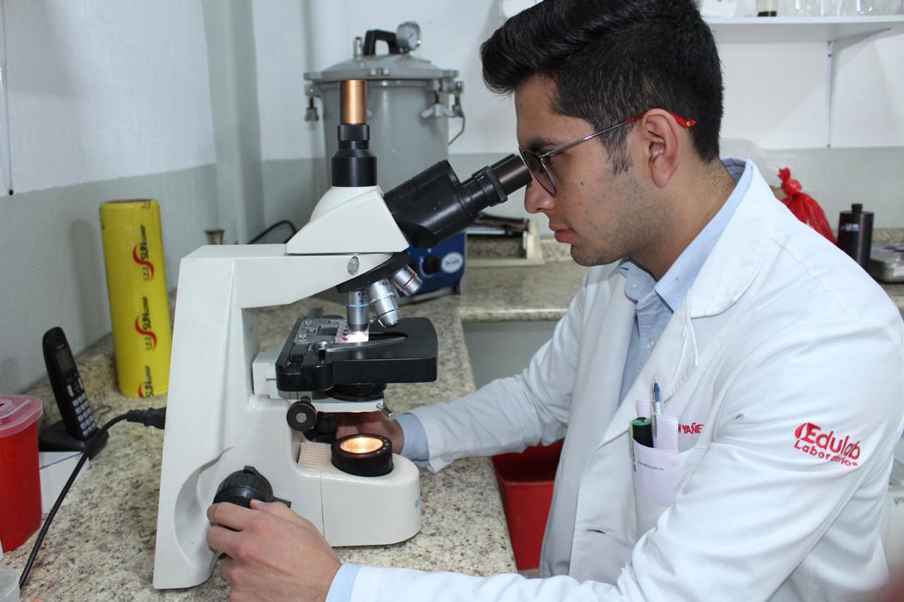 Edulab Laboratorios laboratorista