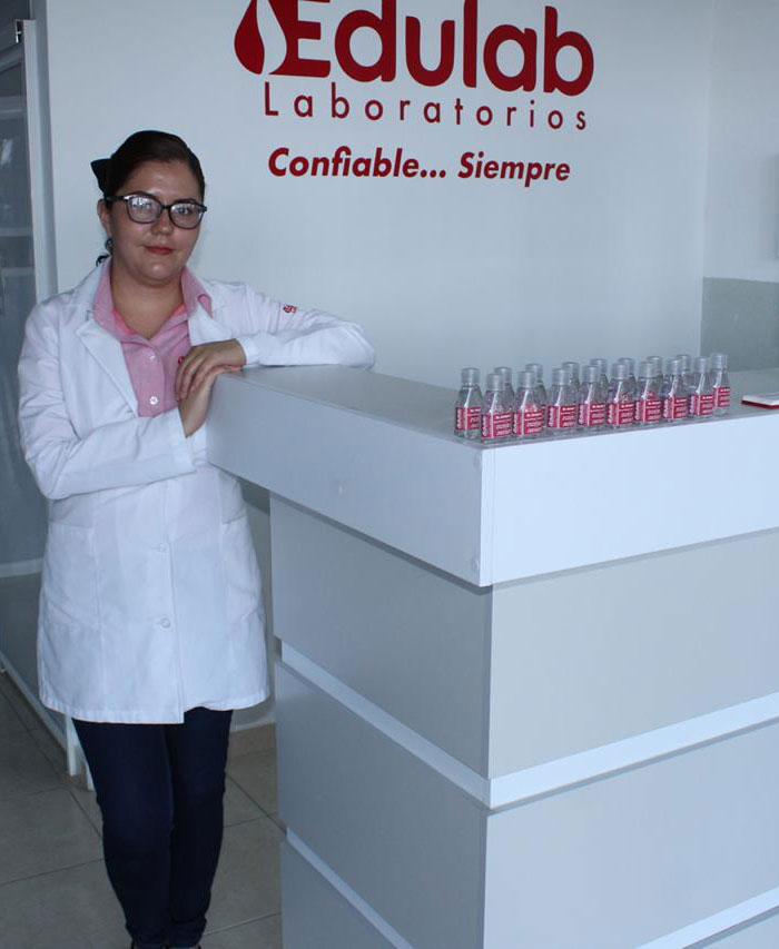 Edulab Laboratorios medidas sanitarias